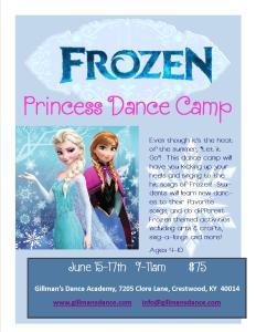 Frozen Flyer for Facebook (2)